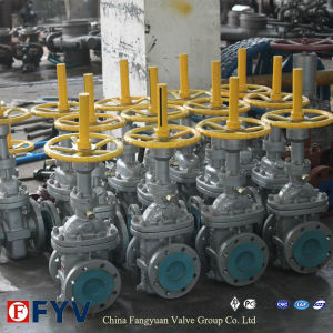 API 6D 150lbs Small Size Flat Gate Valve pictures & photos