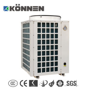 Swimming Pool Air Source Heat Pump for Hot Water with CE pictures & photos