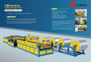 Auto Duct Line 5, Duct Making Line, HVAC Manufacture Auto Line pictures & photos