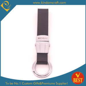 China High Quality Customized Metal Accessory Leather Key Chain at Factory Price pictures & photos