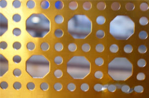 Perforated Metal/ Punching Hole Mesh/Perforated Wire Mesh pictures & photos