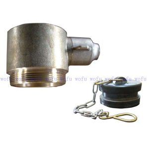 Coupling with Chain and Plastic Cap pictures & photos