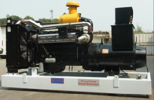 75kVA-1000kVA Diesel Open Generator with Yto Engine (K31800) pictures & photos