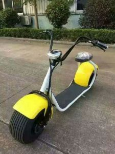 18 Inch Tire Fat Electric Scooter pictures & photos