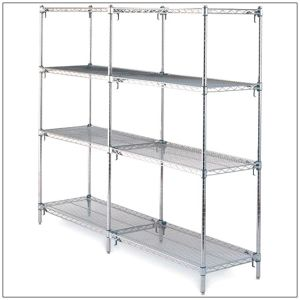 High Quality Warehouse Storage Rack, Metal Shelving Rack pictures & photos