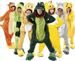 Animal Onesie Pajamas Sleepwear Cosplay Costume