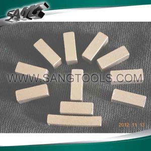 Diamond Segment Sandstone Processing (SG-0232) pictures & photos