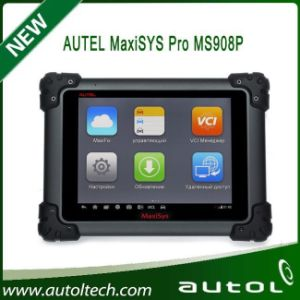 Original Autel MaxiSYS Pro MS908P Vehicle Diagnostic System Update Online pictures & photos