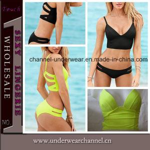 2015 Latest Wholesale Sexy Women Bikini Swimwear pictures & photos