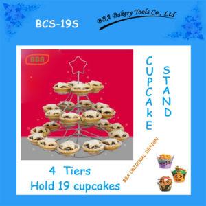 BBA Acrylic Wedding Cupcake Stand (BCS-19S)