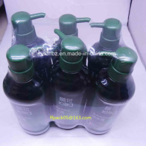 China Factory Price Automatic Shampoo Bottle Shrink Packing Machine pictures & photos