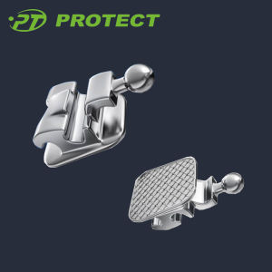 Orthodontic China De Productos Dentales Lingual Brackets/Brace pictures & photos