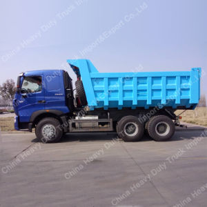 Sinotruk Heavy HOWO 6X4 Tipper Trucks Used Second Hand Truck with Low Price pictures & photos