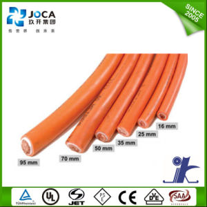 Copper PVC Insulated 70mm2 Flexible Welding Cable pictures & photos