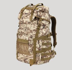 Outdoor Travel Hiking Bag Hunting Camoflage Tactical Army Military Backpack pictures & photos