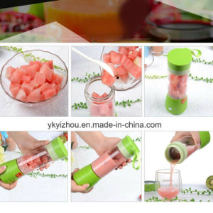 Mini DIY Portable Electric Juice Cup Home Outdoor Health Fruit Vegetable Blender pictures & photos