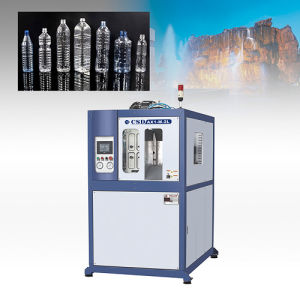 CE Approved with Ax Down Blow Series Automatic Blow Molding Machine (CSD-AX1-M-2.5L) pictures & photos