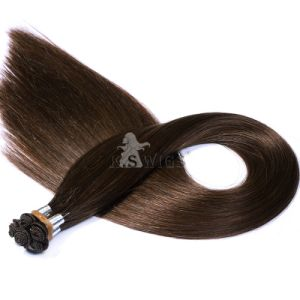 Good Quality Remy Hair Handtie Hair Extension pictures & photos