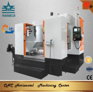 Syntec Control System CNC Horizontal Machining Center (H80/2) pictures & photos