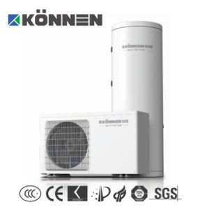Split Air Source Heat Pump Price Low for Home Using with Stainless Steel Water Tank pictures & photos