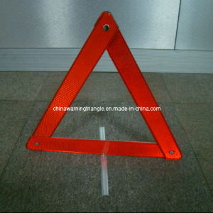 Road Saftey Warning Triangle Sign