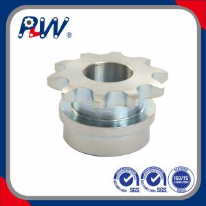Nickel-Plated Roller Chain Sprocket (12T) pictures & photos