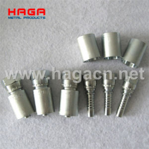 Hydraulic Hose Fitting and Ferrules pictures & photos