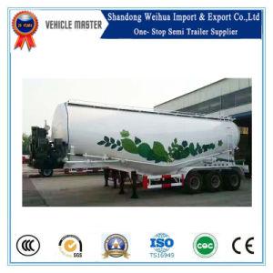 China 45cbm 59t Bulk Cement Tank Semi Trailer pictures & photos