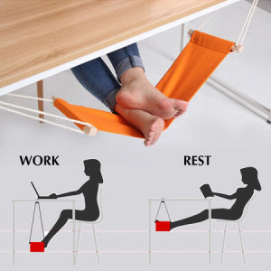 Desk Foot Hammock, Mini Hammock, Foot Rest Hammock pictures & photos