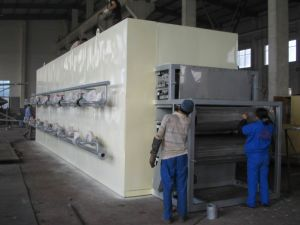 Apple Belt Drying Machine