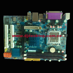 Motherboard G31-775 with Supports Intel Conroe LGA775 CPU pictures & photos
