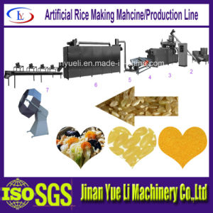 Artificial Nutritional Rice Processing Machine