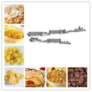 High Capacity Automatic Breakfast Cereal Extruder pictures & photos