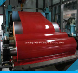 Hot Selling PPGI Color Coated Steel Coil From China Supplier pictures & photos