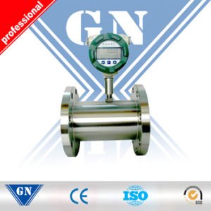 Economical Turbine Type Sewage Water Flow Meter (CX-LTFM) pictures & photos