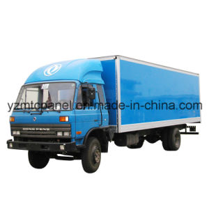 Bright Appearance FRP CBU Dry Truck Body pictures & photos