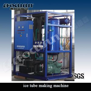Focusun 25tpd Large Commercial Tube Ice Maker pictures & photos