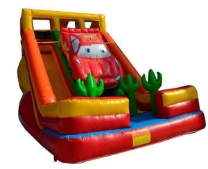 Car Inflatable Slide, Slide Inflatable Car, Kids Inflatable Slide pictures & photos