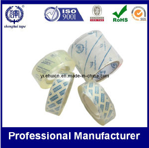 Crystal Clear Stationery Tape Office Use Factory Low Price pictures & photos