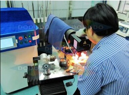 Welding Device with Laser pictures & photos