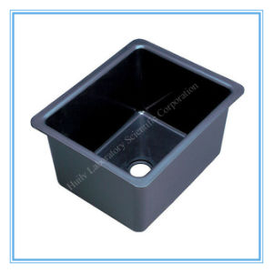 China Black PP Laboratory Small Cup Sink - China Lab Sink, Pp Sink