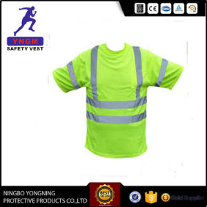 High Visibility Safety Traffic Reflective T-Shirt pictures & photos
