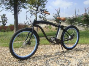 New Year Gift Hot Sell En15194 Approved Beach Cruiser Electric Bike pictures & photos