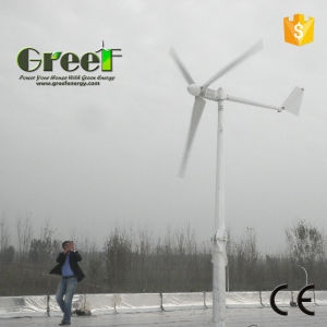 2kw off-Grid /on-Grid System Wind Turbine for Sale pictures & photos