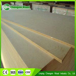 High Quality Raw Wood Plain Melamine MDF pictures & photos