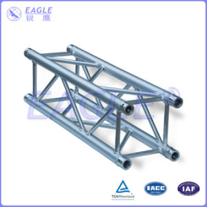 290mm Stage Lighting Spigot Aluminum Global Square Exhibition Truss
