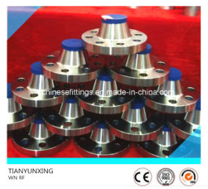 ANSI Raised Face Weld Neck Stainless Steel Flange pictures & photos