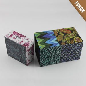 Factory Supply Cuboid Full Colour Paper Packing Box pictures & photos