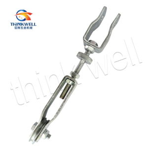 Galvanized Steel Brake Cable Adjuster with Pulley pictures & photos