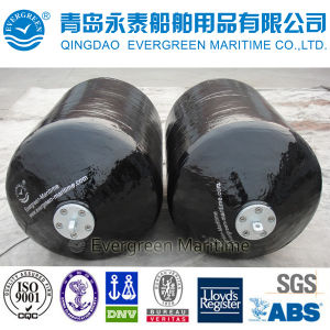 Cylindrical PU Skin EVA PE Closed Cell Foam Core Marine Fender pictures & photos